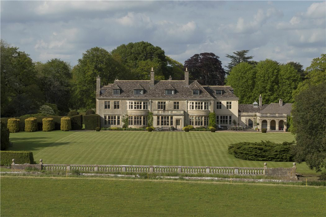 cotswold property for sale poulton priory cirencester