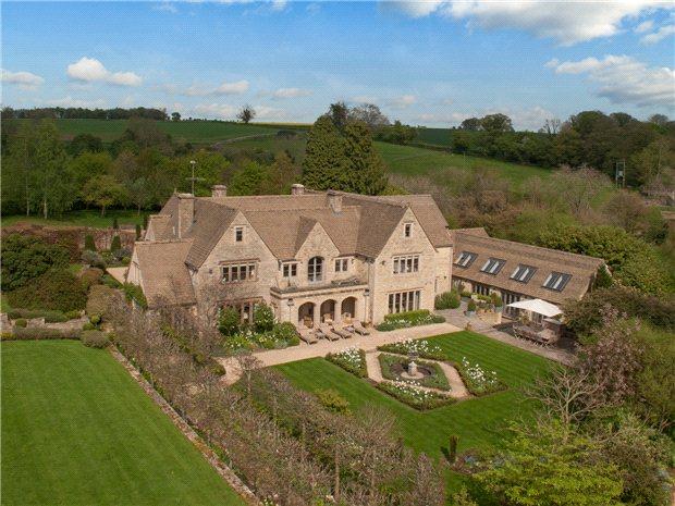 cotswold property for sale ablington bibury
