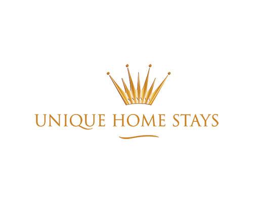 Unique Home Stays unique home stays logo