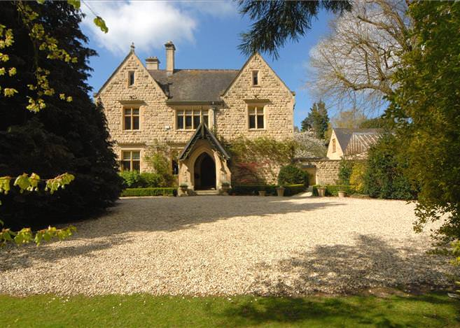 victorian country house for sale in the cotswolds