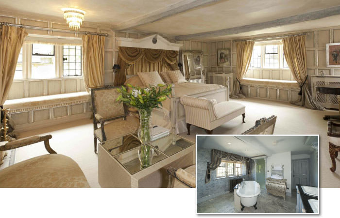 Court House Manor - Queen of the Cotswolds Suite