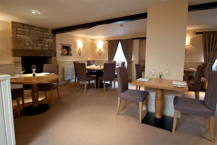 Cutlers Restaurant - Stow on the Wold