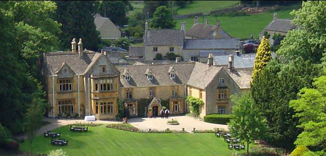 Lords of the Manor - Upper Slaughter